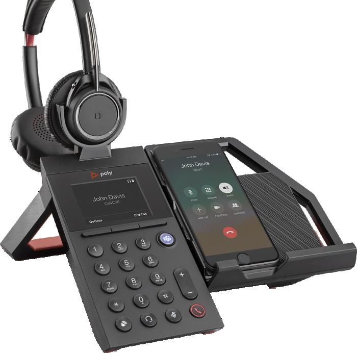 Poly Elara 60 Series Station For Using Smartphone As A Desk Phone Poly Formerly Plantronics Polycom
