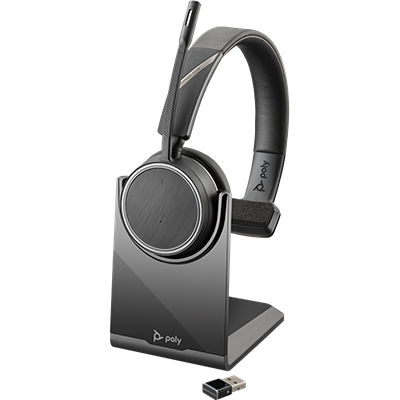 Voyager 4210 UC, BT600, Charge Stand UC, USB-A