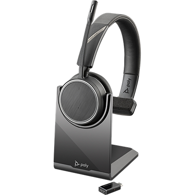 Voyager 4210 UC, BT600 USB-C, Charge Stand UC, USB-C Cable, WW