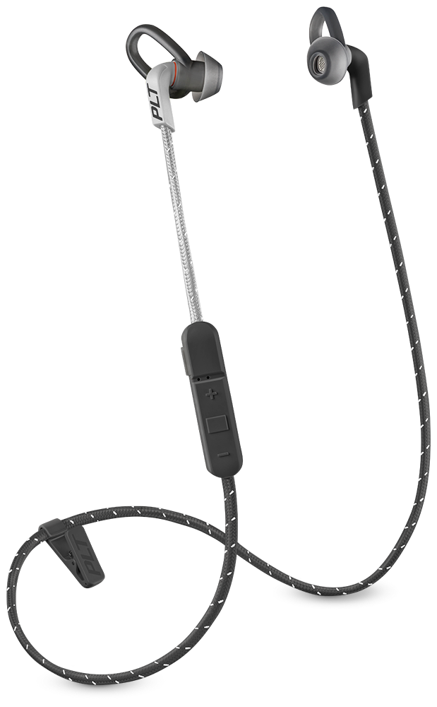 BackBeat FIT 305, Black, includes sport mesh pouch