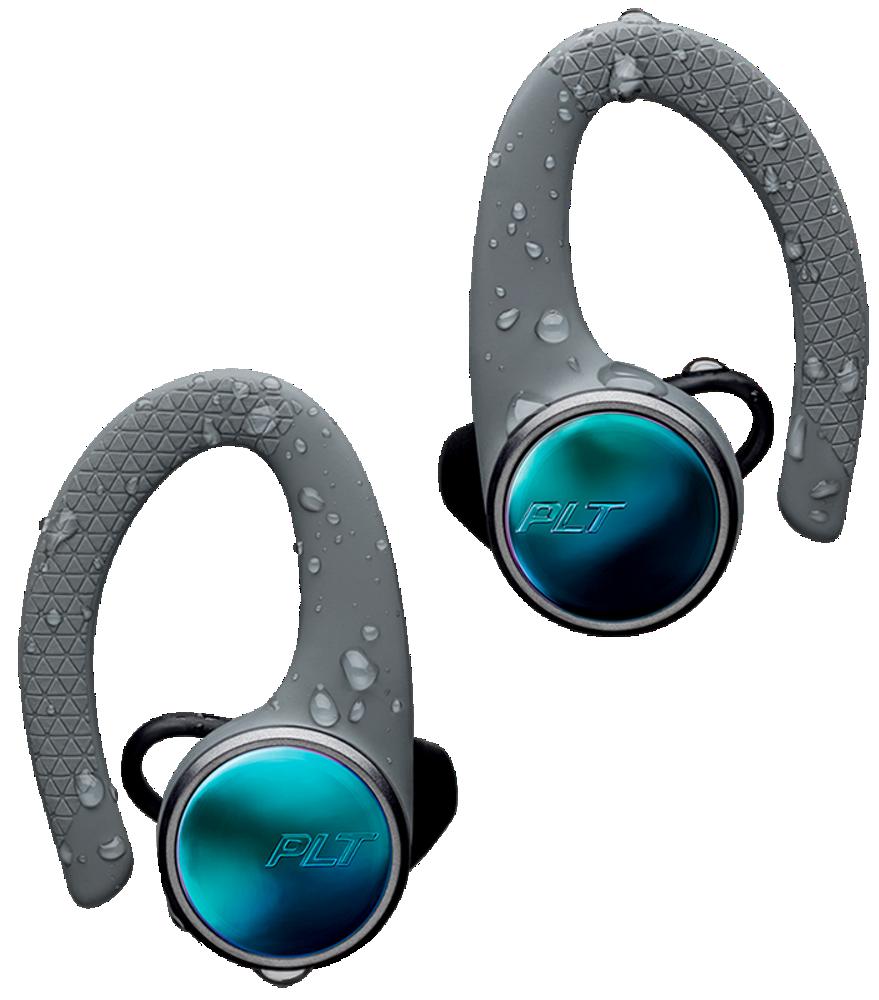 Backbeat Fit 3100 True Wireless Sport Earbuds Poly Formerly Plantronics Polycom