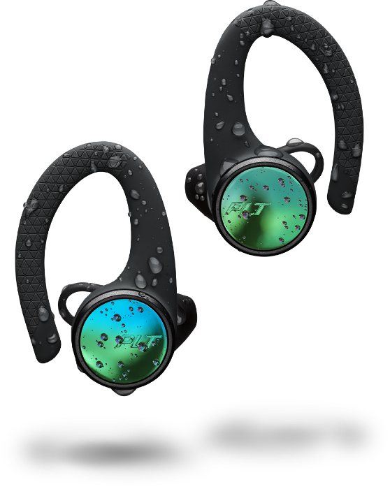 BackBeatFIT 3150 Black Wet Hero