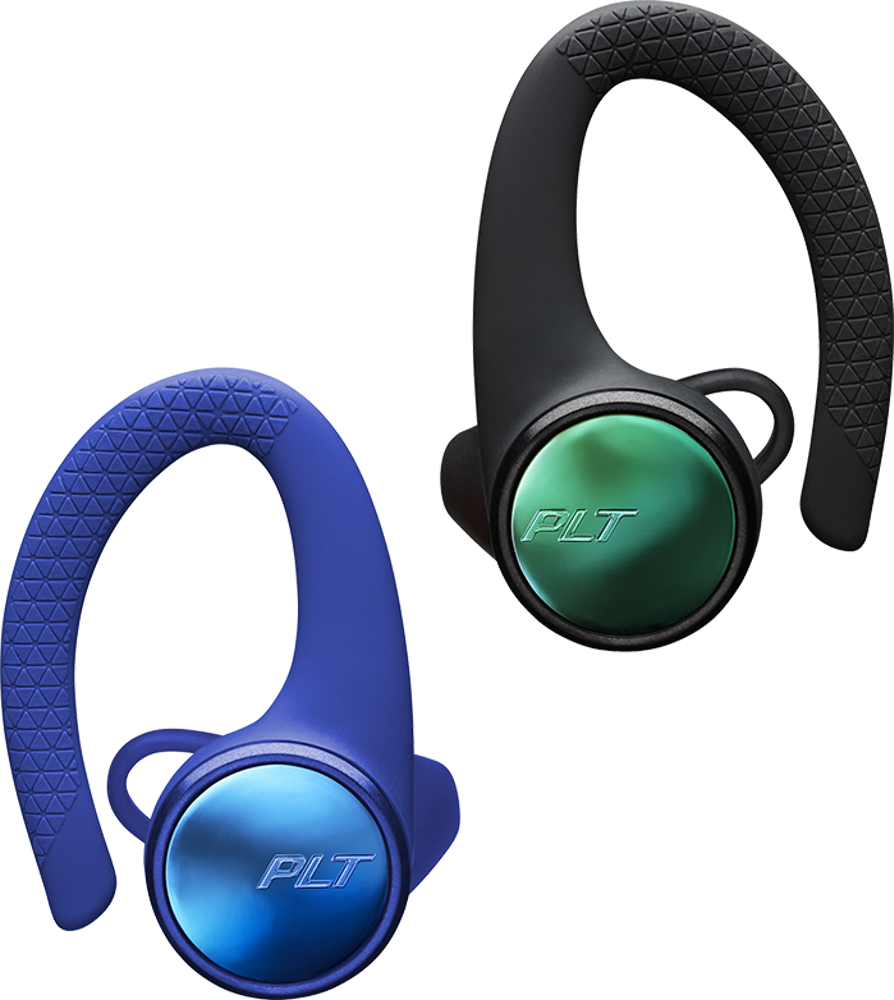 Backbeat Fit 3150 True Wireless Sport Earbuds Poly Formerly Plantronics Polycom