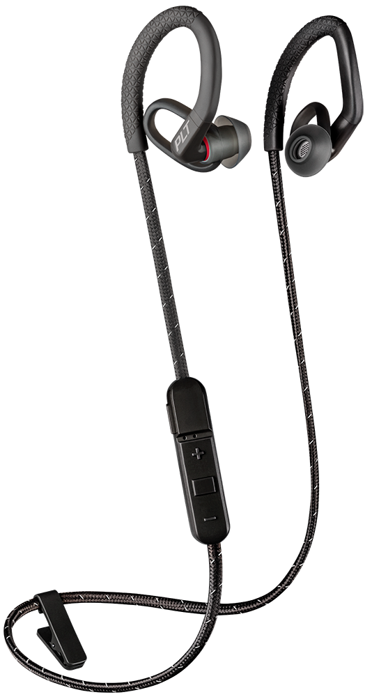 BackBeat FIT 350, Noir/Gris