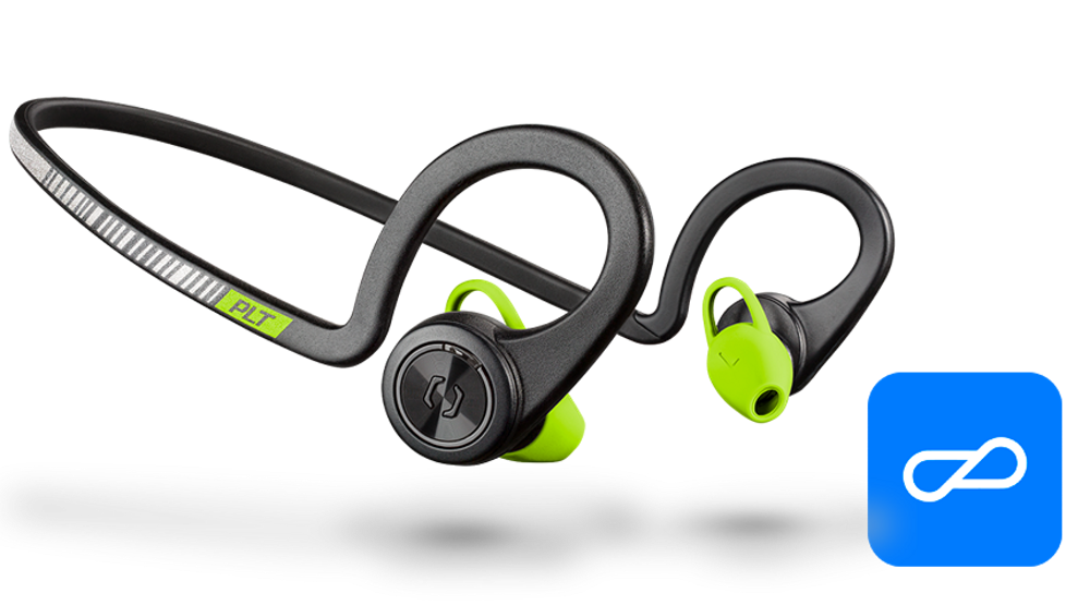 BackBeat FIT Training Edition, Black Core