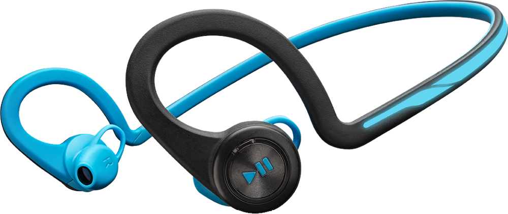 BackBeat FIT, Blue