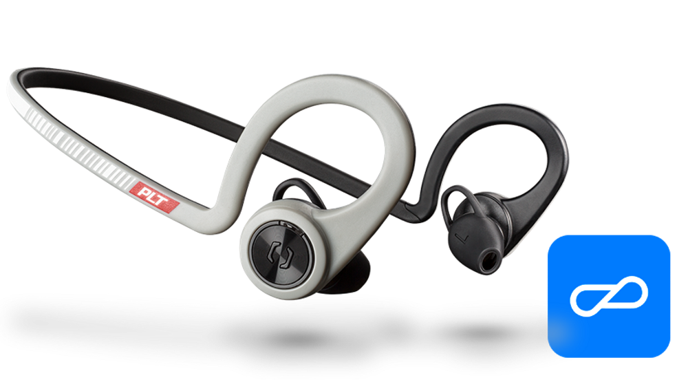 BackBeat FIT Training Edition, Sport Grey