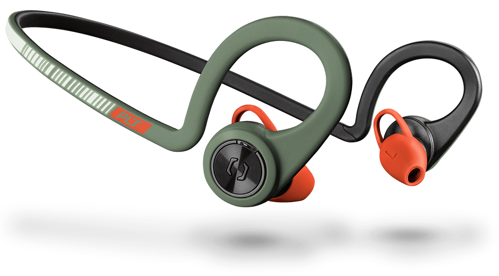 BackBeat FIT, Stealth Green