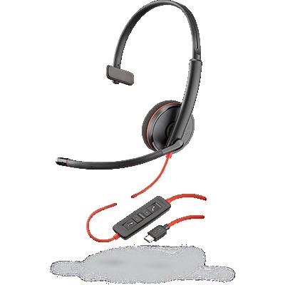 Blackwire 3210,  USB-C
