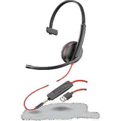 Blackwire 3215, USB-A