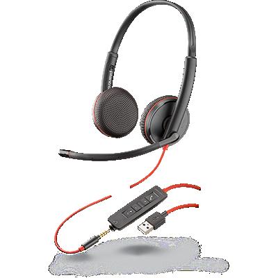 Blackwire 3225, USB-A