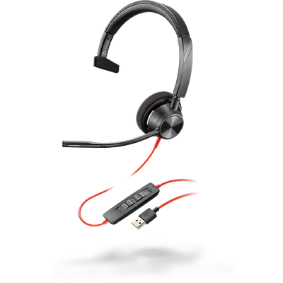 Blackwire 3310, USB-A