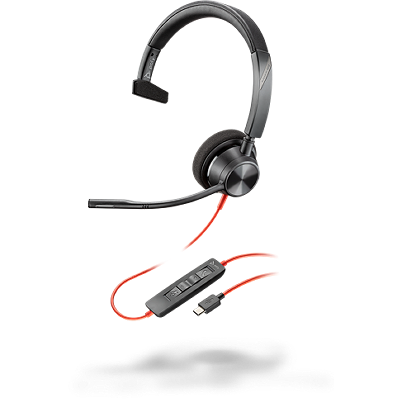 Blackwire 3310, USB-C