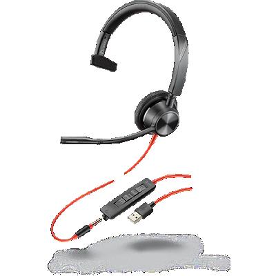Blackwire 3315, USB-A