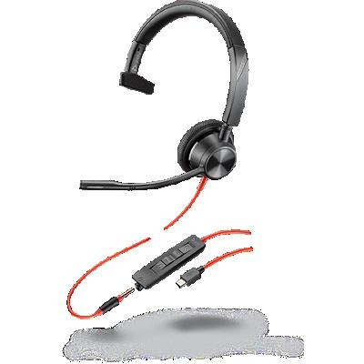 Blackwire 3315, USB-C