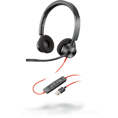 Blackwire 3320, USB-A