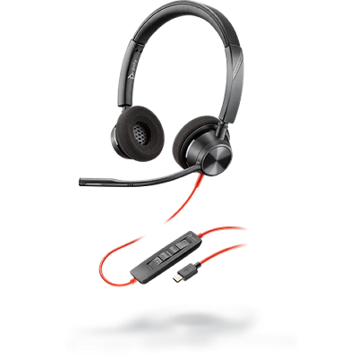 Blackwire 3320, USB-C