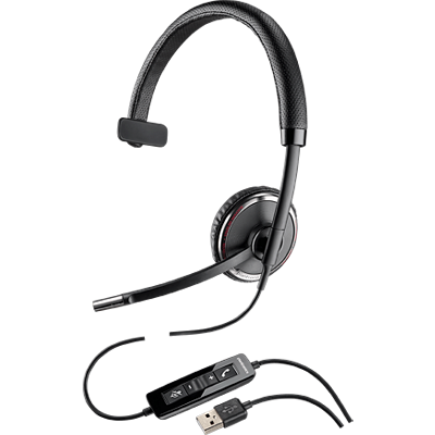 Blackwire 510, Over-the-head, Monaural, Standard