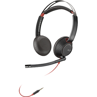 Blackwire 5220T, Stereo, 3.5 mm