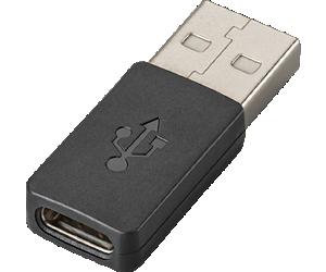 USB-C- auf USB-A-Adapter