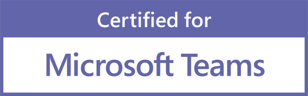 Microsoft Teams Certified headsets