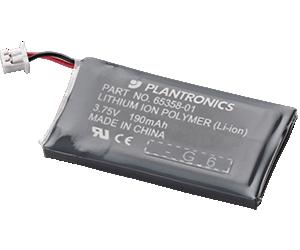Batería del auricular para CS50, CS55 y CS50-USB
