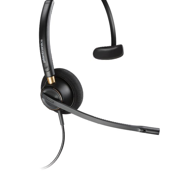 Encorepro 500 Series Customer Service Headset Poly Formerly Plantronics Polycom