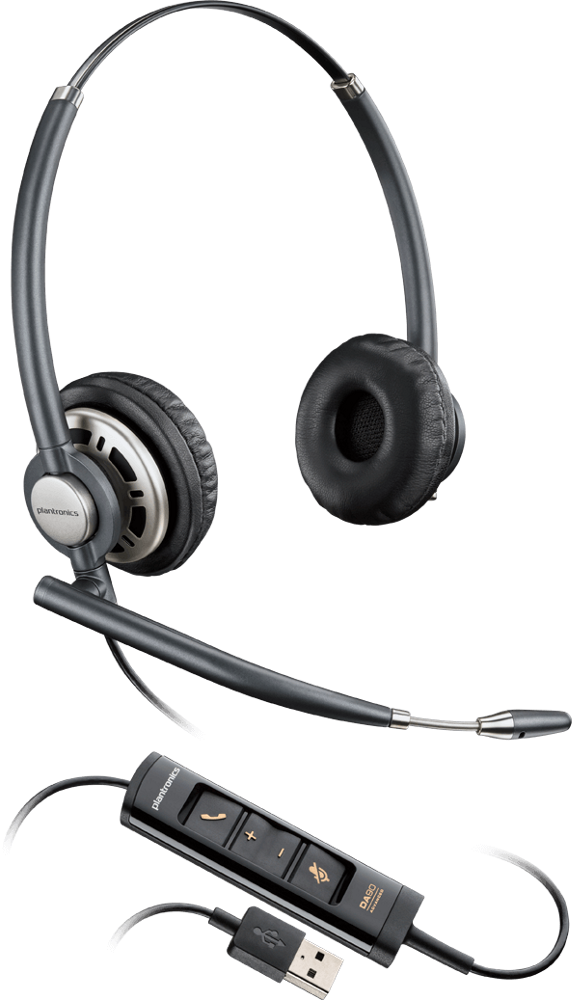 EncorePro 725, Over-the-head, Stereo, Noise-Canceling