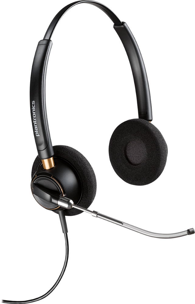 EncorePro 520, Over-the-head, Binaural, Voice Tube