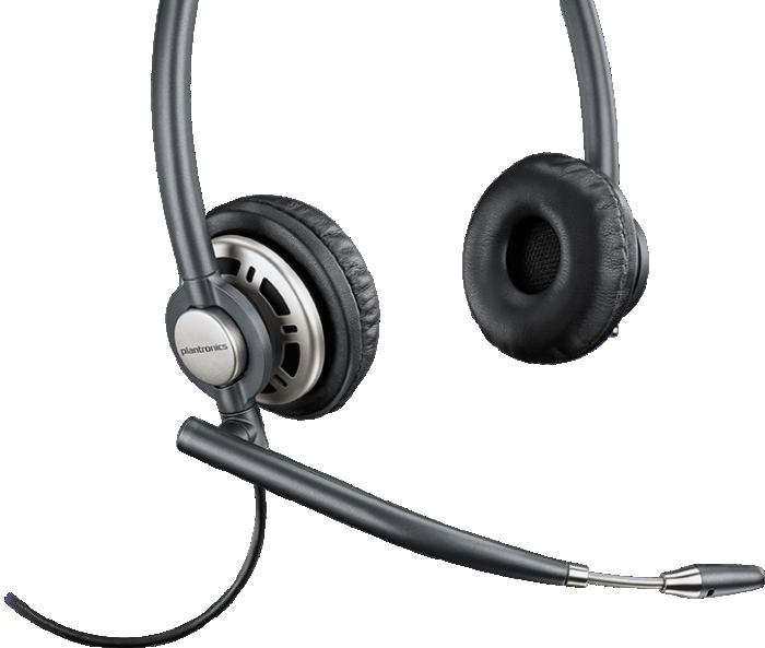 Encorepro 700 Series Customer Service Headset Poly Formerly Plantronics Polycom
