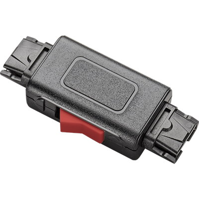 QD In-line Mute Switch