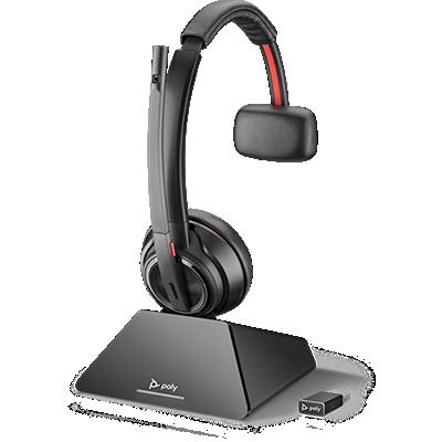 Savi 8210 UC, Monaural, Microsoft (Coming Soon)