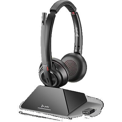 Savi 8220 UC, Stereo, Microsoft (Coming Soon)