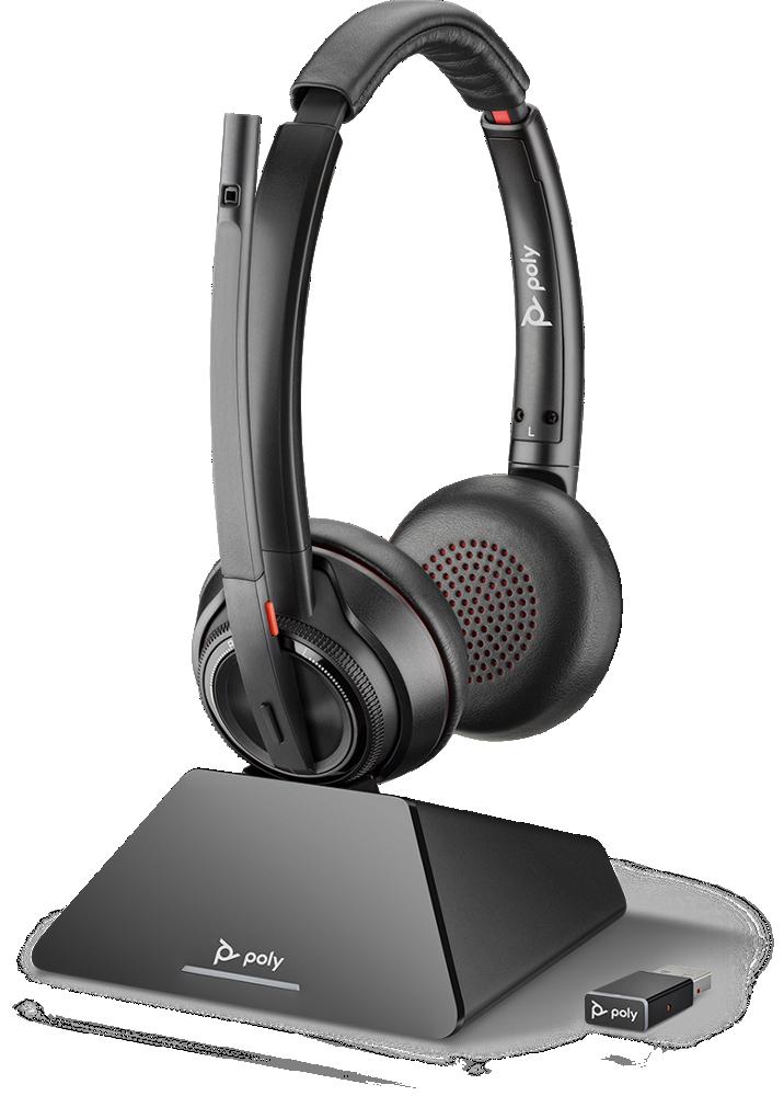 Savi 8220 UC, Stereo, Standard