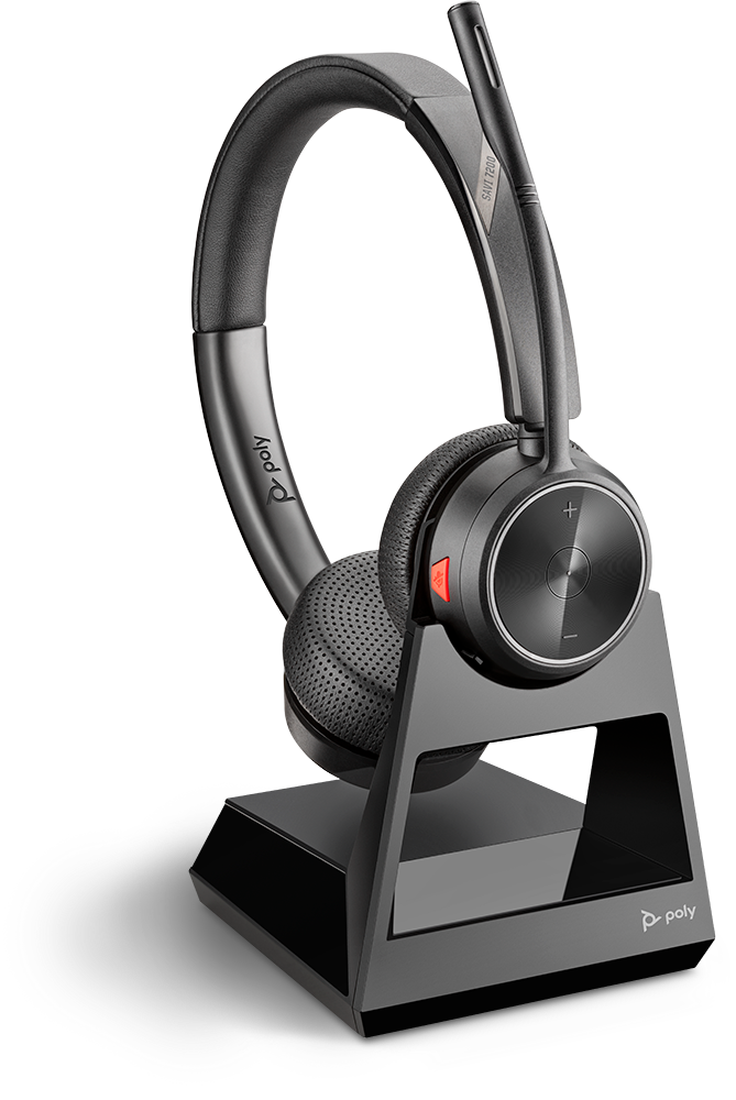 Savi 7220 Office Headset and Base