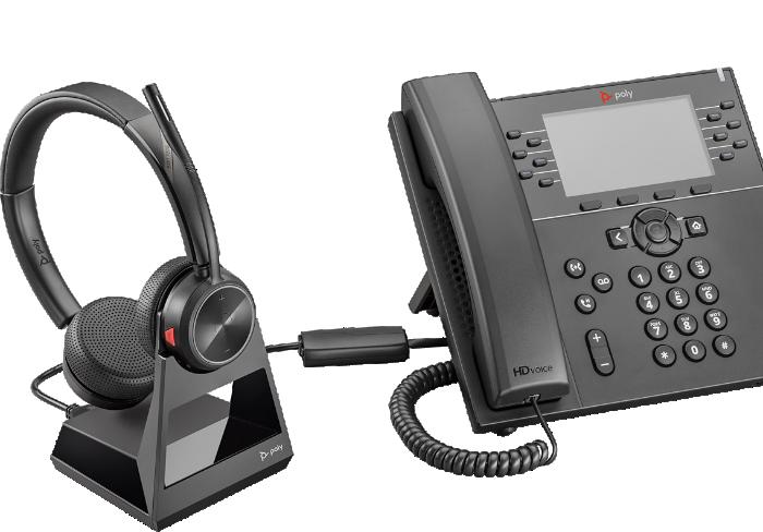 Savi 7220 Office VVX 450 APP-51 Situation