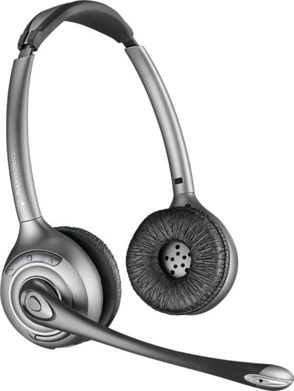 Savi Office Headset, Over-the-ear, Binaural