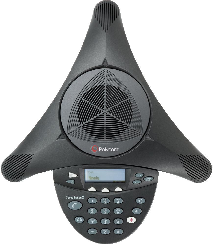 Polycom Soundstation2 With 2 Extended Microphone J-102