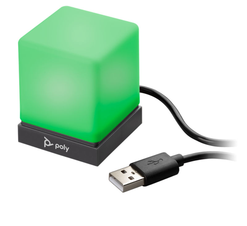 Plantronics Status Indicator