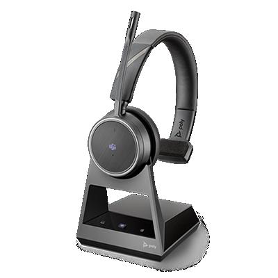 Voyager 4210 Office, 2-Way Base, Microsoft Teams, USB-A