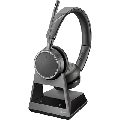 Communication Solutions At The Desk Phones Headsets Poly Formerly Plantronics Polycom