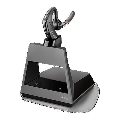Voyager 5200 Office, base bidirecional, USB-A